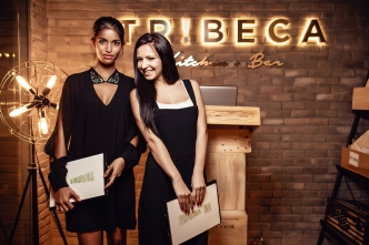 Tribeca_Launch Night_Entrance