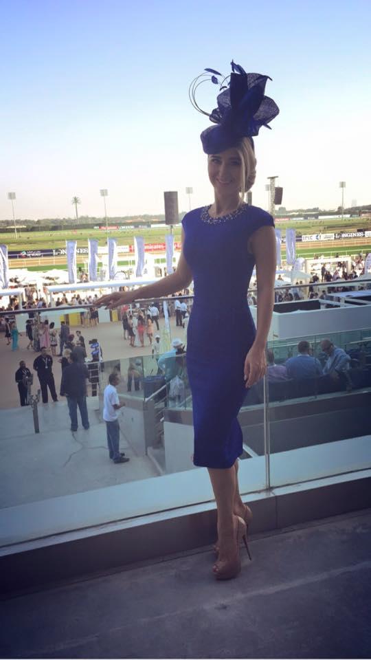 Sophia Ismayeva Dubai Gold Cup