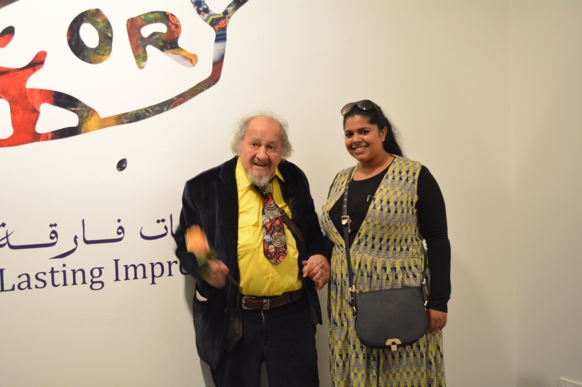 George Bahgory Sharjah