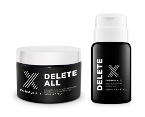 Formula X Delete All Five-finger Nail-polish Remover - AED 120