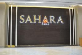Sahara Grill, Dubai