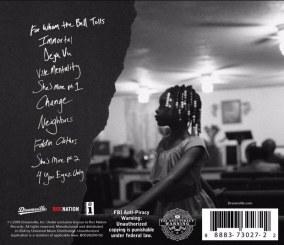 J cole new album 4 your eyez only
