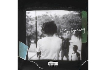 J cole new album 4 your eyez only