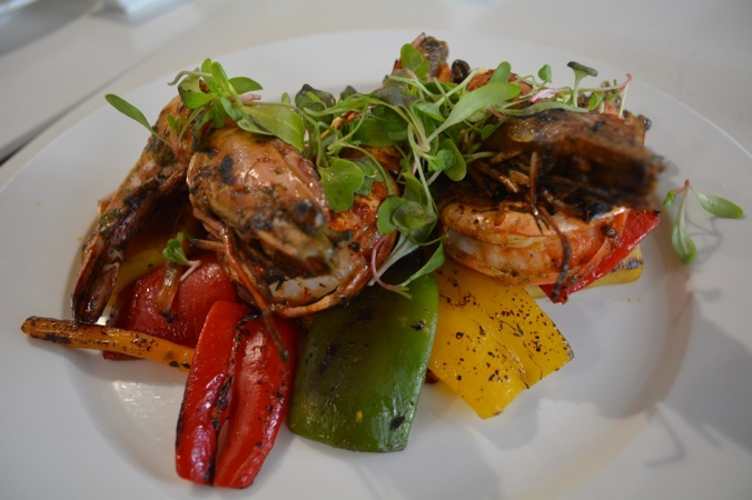 Jumbo Prawns, Fen Restaurant and Cafe Sharjah