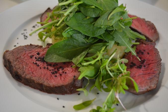 Wagyu Steak, Fen Restaurant and Cafe Sharjah