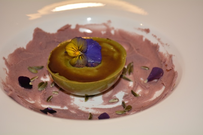 Dessert, Fen Restaurant and Cafe Sharjah